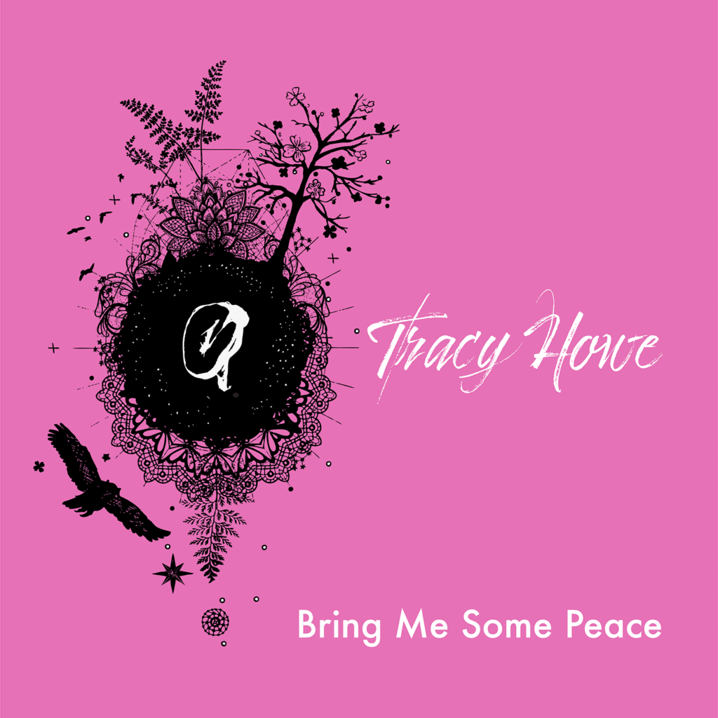 Tracy Howe Bring Me Some Peace Cover