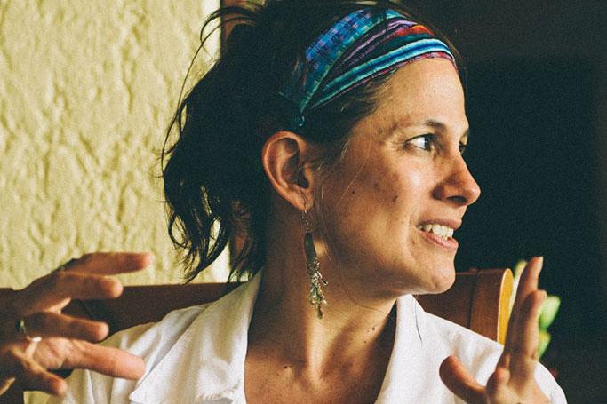 Ruth Padilla-DeBorst, Ph.D.